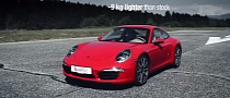 Porsche 911 Carrera S Gets Akrapovic Slip-On Exhaust [Video]