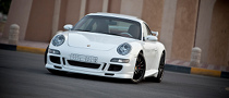 Porsche 911 Carrera S Gets Light Touch