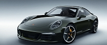 Porsche 911 Club Coupe Unveiled