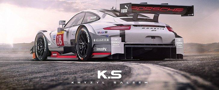 Challenge DTM 10's 2018   Porsche-911-dtm-racecar-rendered-reminds-us-of-group-5-golden-era-106376-7