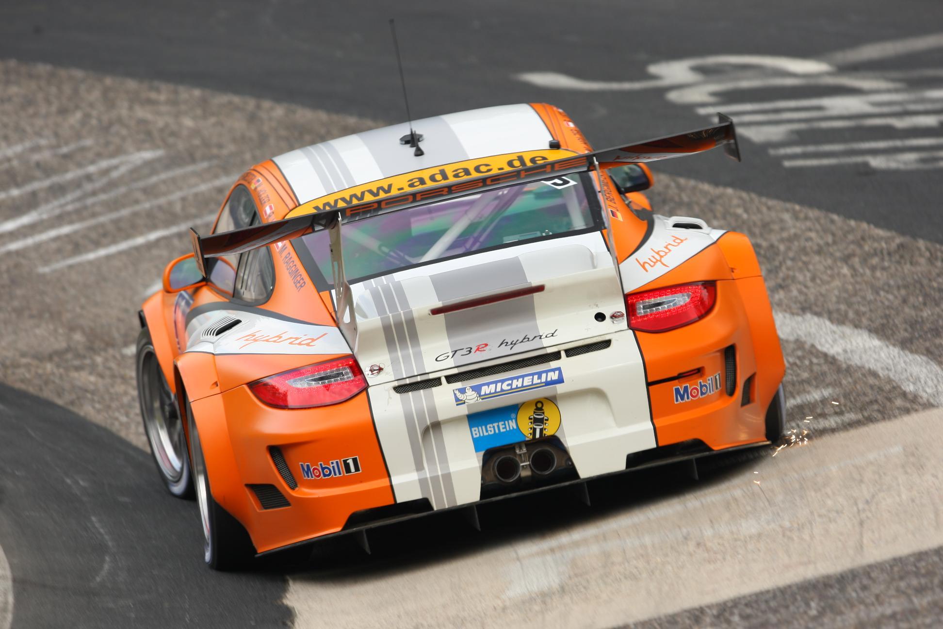 Porsche S Innovative 911 Gt3 R Hybrid Project