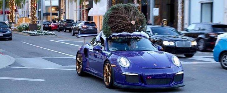 Drag Race Christmas Tree