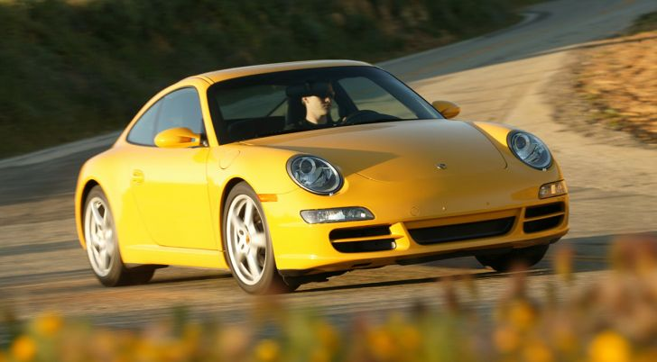 Porsche 911 Invetigated by NHTSA over Coolant Leak