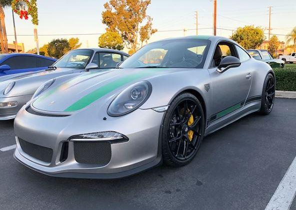 Porsche 911 R on Black BBS Wheels Will Offend Purists
