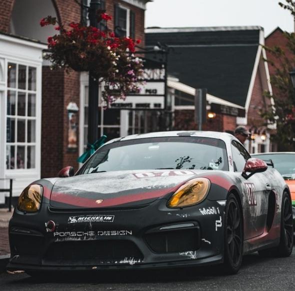 Porsche 911 Rsr Racecar Wrap Fits Cayman Gt4 Like A Glove