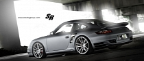 Porsche 911 Turbo 997 Restyled by SR Autogroup