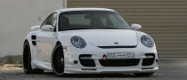 Porsche 911 Turbo Becomes a Custom Animal