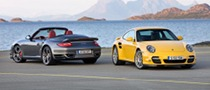 Porsche 911 Turbo Facelift Specs and Photos