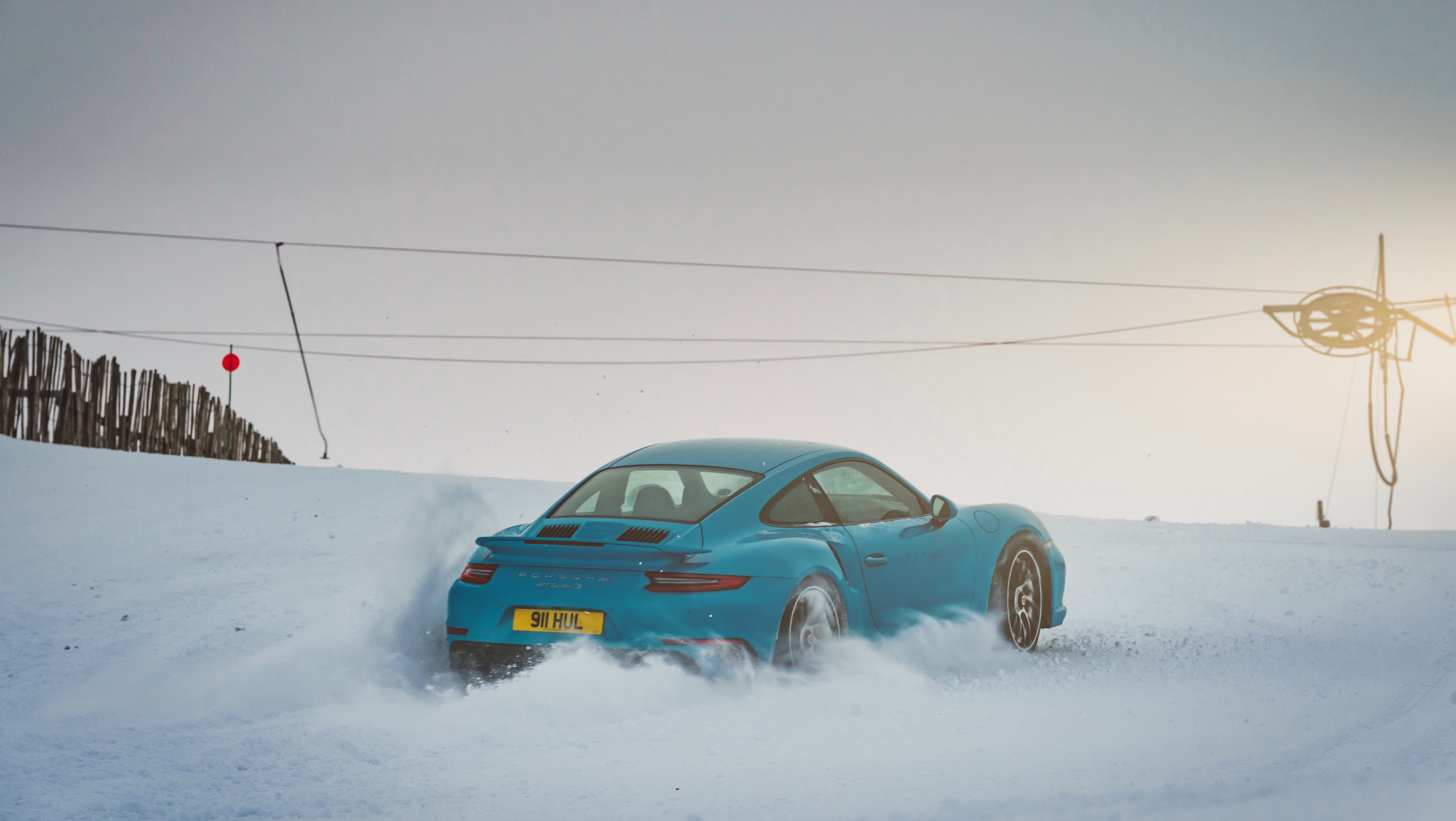 Porsche races to Geneva in its 2019 911 GT3 RS