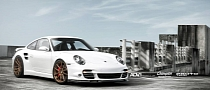 Porsche 911 Turbo Shines on ADV.1 Wheels [Photo Gallery]