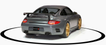 Porsche 911 Went to Geneva in Mansory Clothing