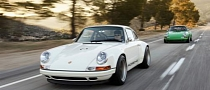 Singer Turns to Cosworth for Custom Porsche 911