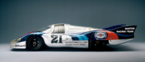 Porsche 917 Turns Forty; no Mid-life Crisis