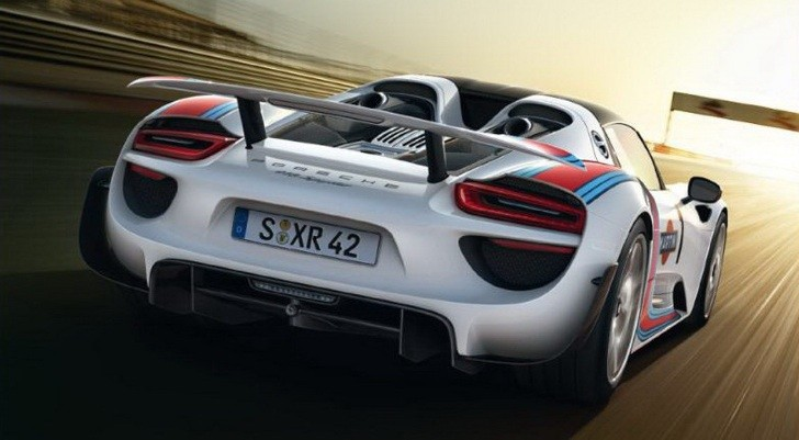 Porsche 918 Spyder Brochure Leak! [Video]
