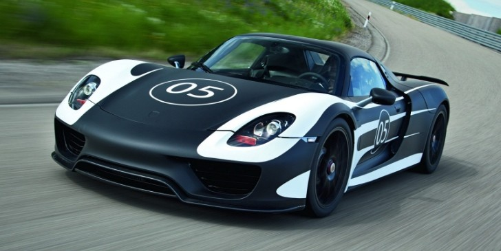 Porsche 918 Spyder Full Specs Released, Nurburgring Laptime of Under 7:22