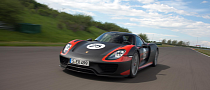 Porsche 918 Spyder Headed to Frankfurt 2013