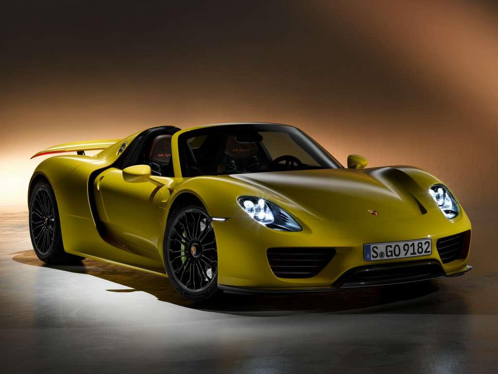 Porsche 918 Spyder Reaches 3rd Recall Wiring Harness Needs Fixing Loom 5 Photos