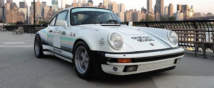 Porsche 930A Art Car Is Better Than Some Custom Builds