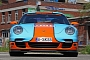 Porsche 997 Turbo Gulf Racing Wrap [Photo Gallery]
