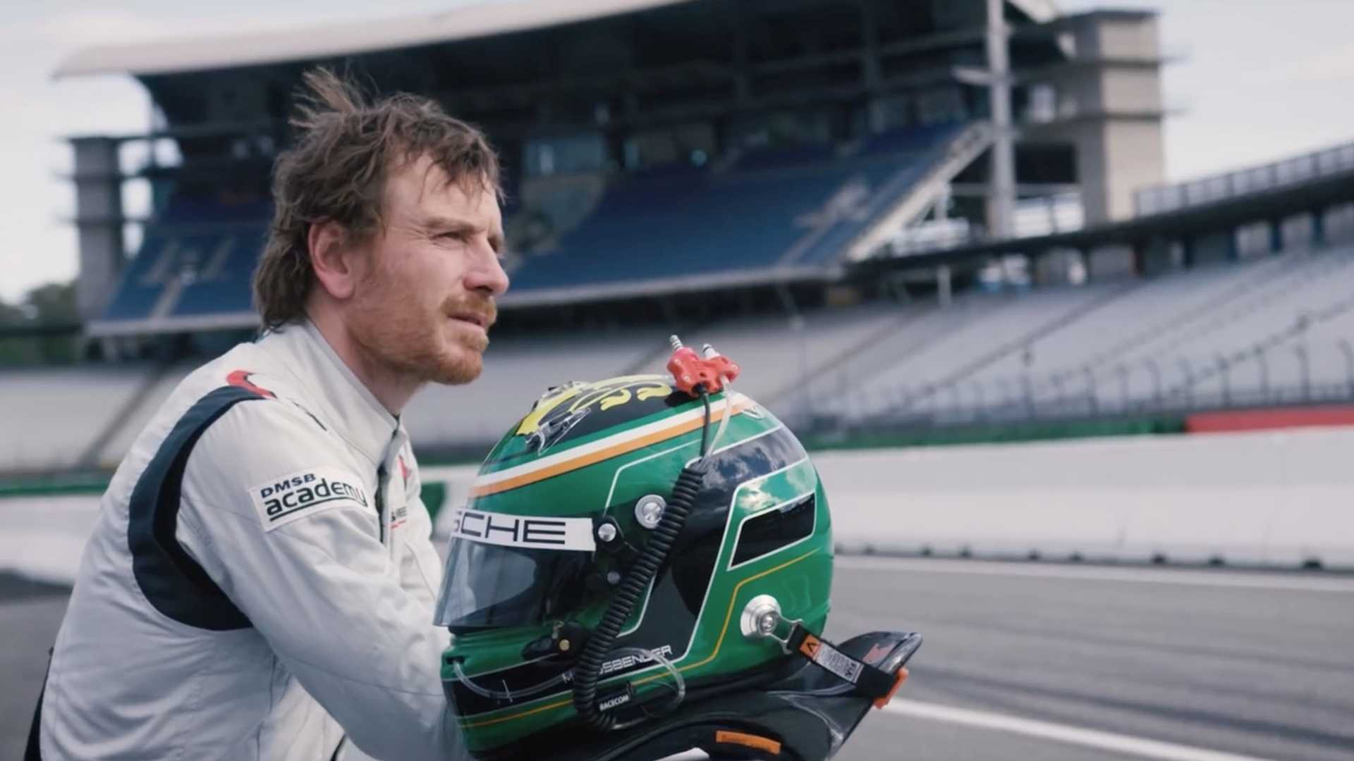 Porsche and Actor Michael Fassbender Release Season 3 of the Road to Le Mans