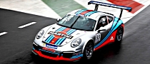 Porsche and Martini Revive Iconic Motorsport Partnership