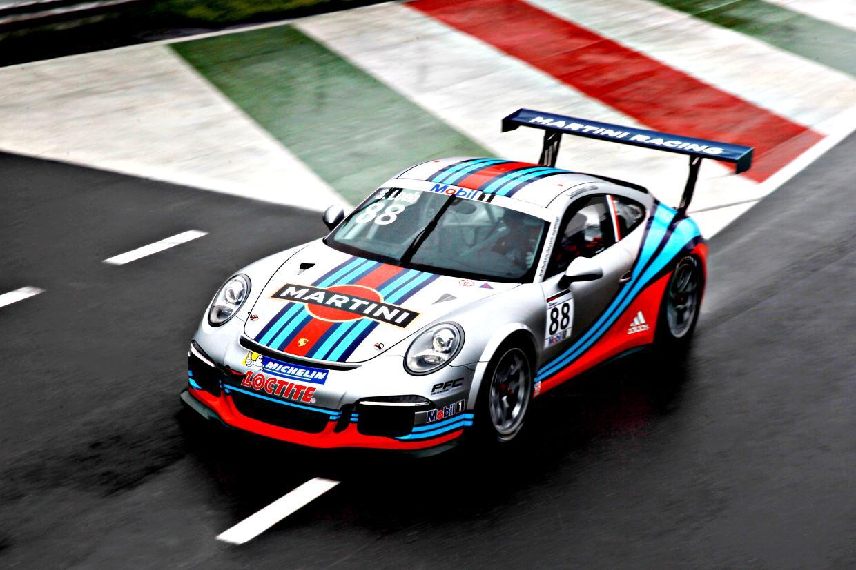 Porsche And Martini Revive Iconic Motorsport Partnership