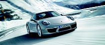 Porsche Announces Winter Driving Experience for New 911