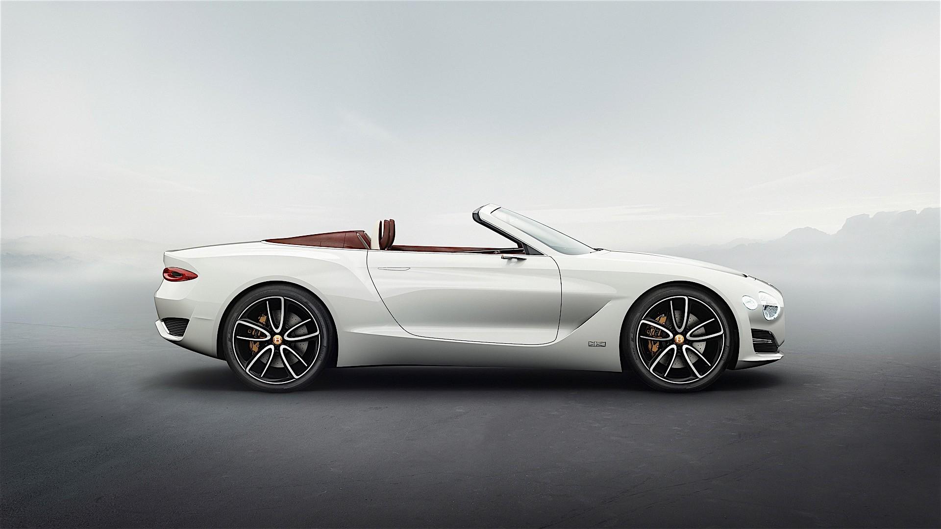 ... Bentley EXP 12 Speed 6e Concept ...
