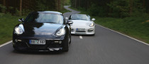 Porsche Boxster and Cayman Get Techart Noselift System