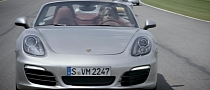 Porsche Boxster Commercial: How to Beat the Rain [Video]