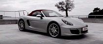 Porsche Boxster S Slips into Something Loud from Akrapovic [Video]
