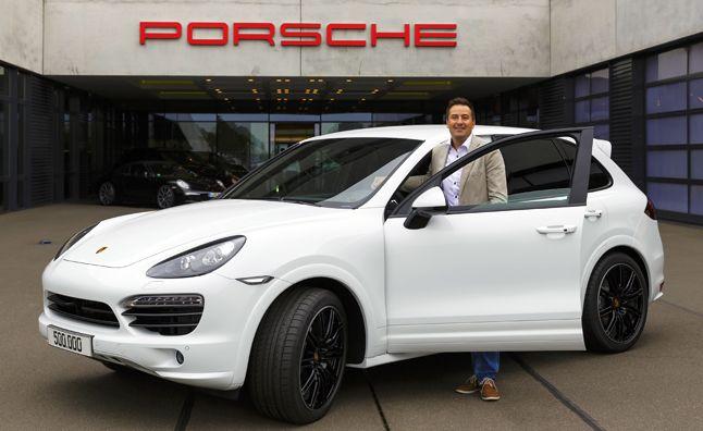 Porsche Builds Cayenne Suv Autoevolution