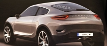 Porsche Cajun Three-Door Crossover Is Coming