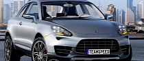 Porsche Cajun to Have Three-Door Version, Will Be Much Sportier Than Q5