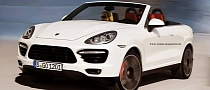 Porsche Cayenne Cabriolet Rendered for No Good Reason