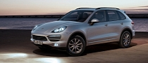 Porsche Cayenne Diesel in US Showrooms, Cajun Debut by 2013