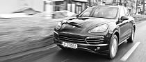 Porsche Cayenne Diesel S with V8 Not for US