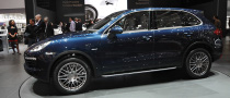 Porsche Cayenne Full Details and Specs