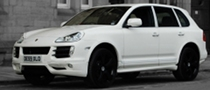 Porsche Cayenne Kahn Super Sport Tiptronic - English Diesel Tuning