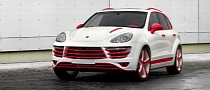 Porsche Cayenne Red Dragon Edition by TopCar [Photo Gallery]