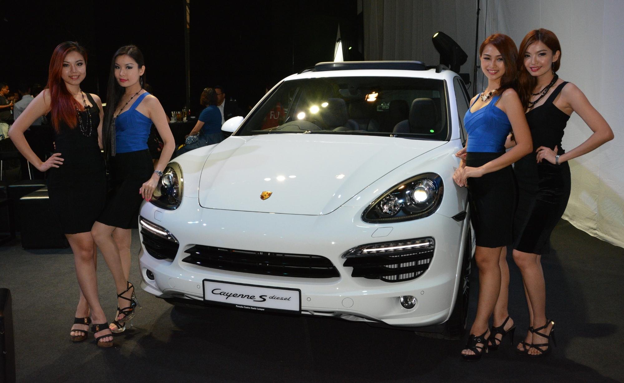 Porsche Cayenne S Diesel Starts At 250 000 In Malaysia