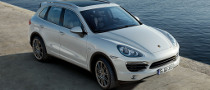 Porsche Cayenne S Hybrid to Make US Debut at the NYIAS
