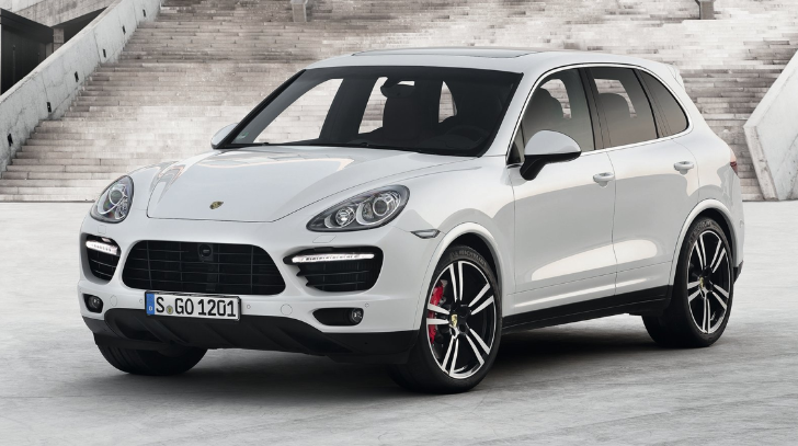 Porsche Cayenne Turbo S Launched in Malaysia