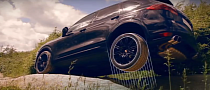 Porsche Cayenne Turbo S Put Through Its Paces [Video]