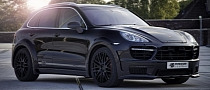 Porsche Cayenne WideBody Kit Released by Prior Design [Photo Gallery]