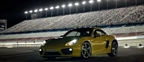 Porsche Cayman Goes to Las Vegas in Latest Ad [Video]
