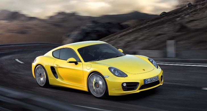 Porsche Cayman GT3: Under Consideration