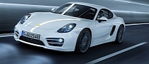 Porsche Cayman Turbo with 4-Cylinder Engine Expected at Frankfurt 2013