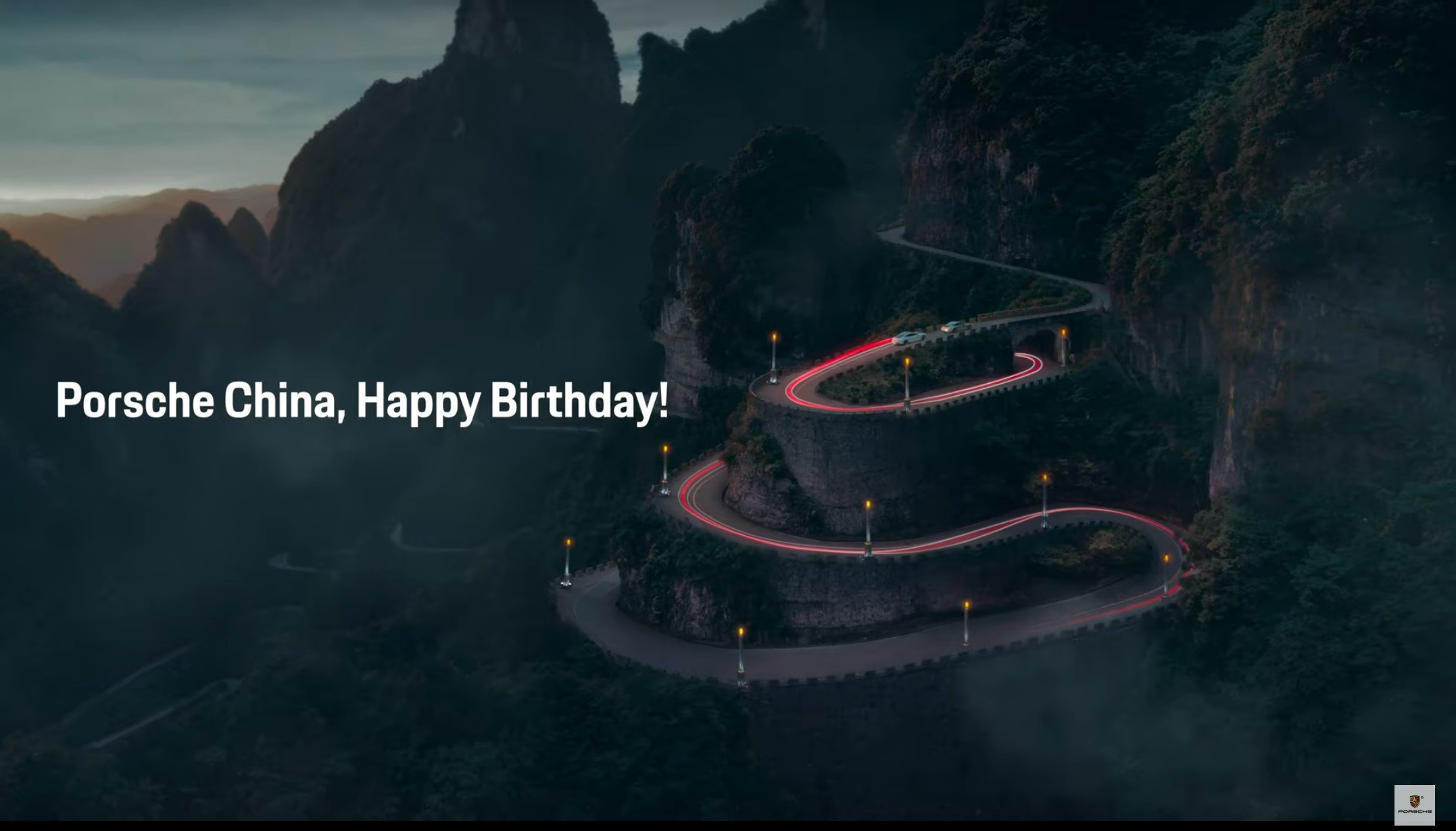 Porsche Celebrates 20 Years in China With Classy Yet Action-Filled Video