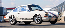 Porsche Celebrating 50 Years of 911 at 2013 Goodwood FoS